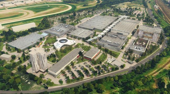 Megújult és űj épületekkel gazdagodott a Hungexpo. Konferenciahelyszín, kiállítási helyszín, vásárhelyszín, koncerthelyszín. Helyszín Info 2021.